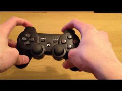 'Fake' Wireless Bluetooth Playstation 3 Dualshock Controller Review