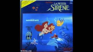 Nathalie Baye - La petite sirène
