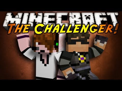 Minecraft: The Challenger Part 1!