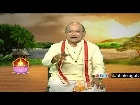 Garikapati Narasimha Rao about Goddess Durga Devi called as 'Maha Lakshmi' | Nava Jeevana Vedham