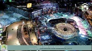 صلاة العشاء ::  الاثنين 21-3-1436 :: الشيخ خالد الغامدي