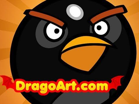 Bird Bombs Bomb Bird From Angry Birds