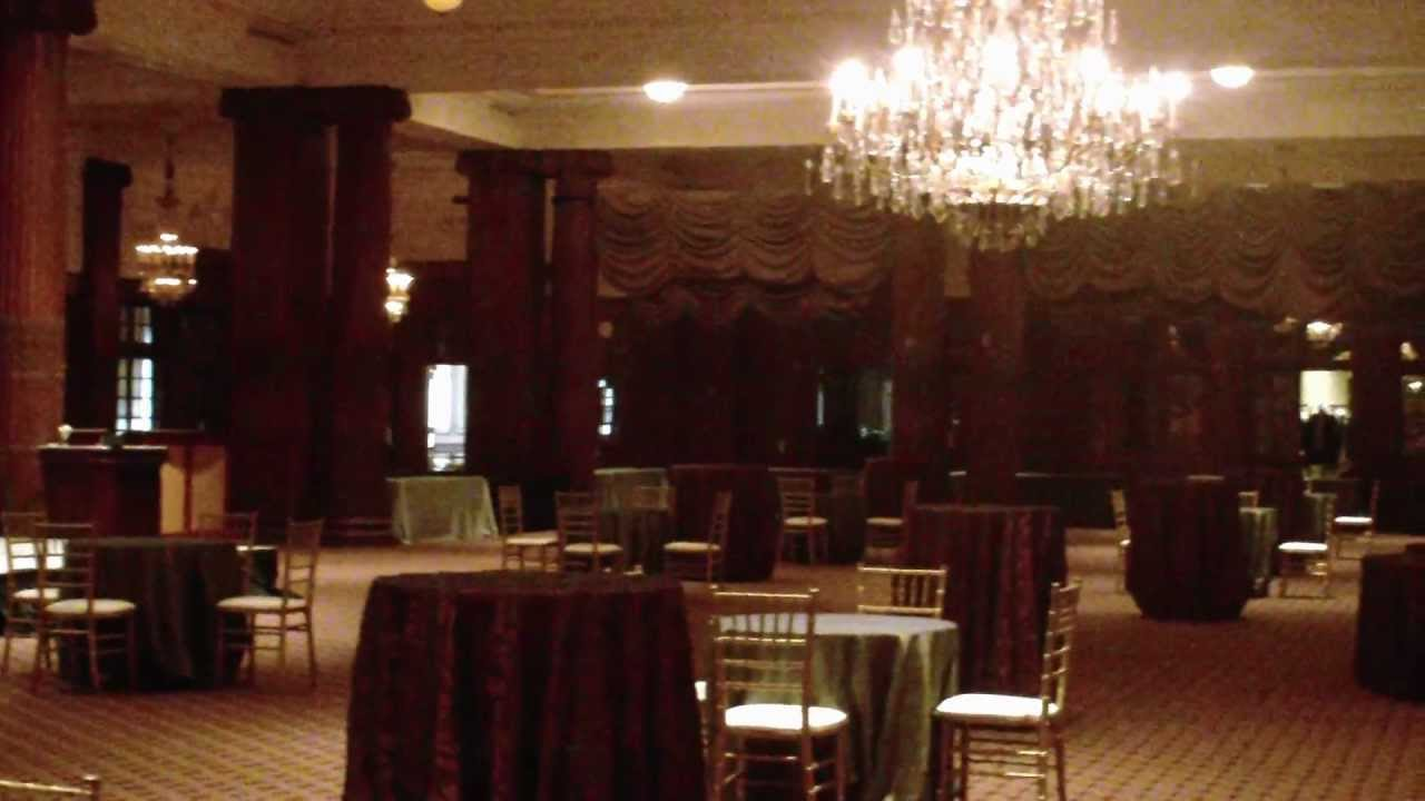 The Crystal Tea Room At The Wanamaker Building