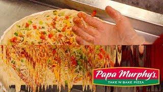 NEVER again Papa Murphy's