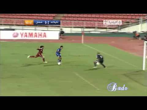 تايلند 3 - 0 عمان .. 6-9-2011 .. Thailand 3 - 0 Oman