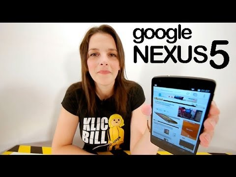 Google Nexus 5 review Videorama