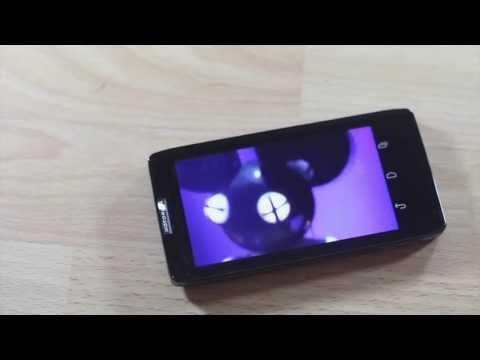 Motorola Razr HD. Reseña en Español [HD] [Análisis]