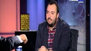 اخر_النهار-#محمود_سعد   لقاء مع شريف المشد ناقد طعام ,, الكرش الشعبي