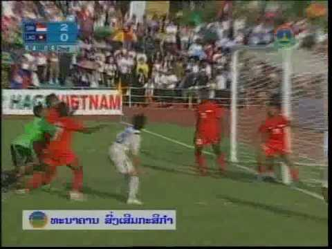 Football Laos Vs Singapore3