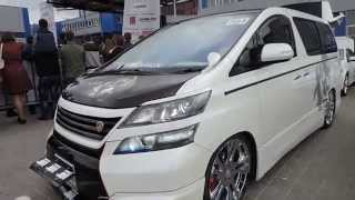 Авто звук в Ростове 02.05.2015 (ALPHARD SOUND TECHNOLOGY)