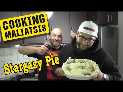 Cooking Maliatsis - 101 - Stargazy Pie