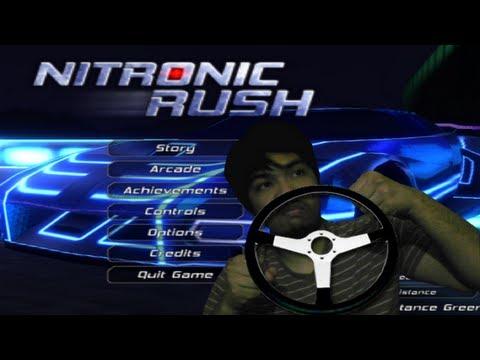 Nitronic Rush - (DO A BARREL ROLL!) - With Mabi -