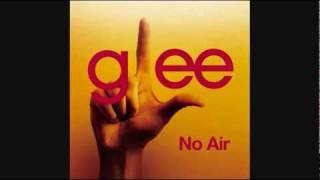Watch Glee Cast No Air video
