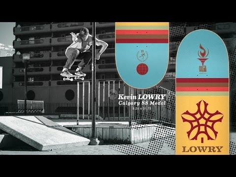 "Kevin Lowry ""Calgary 88"""