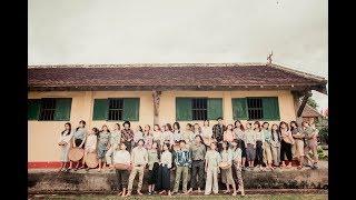 Hậu trường kỷ yếu hài vãi nồi lớp quản lý đất đai K14 2018 - ĐH Tây Nguyên - BMT - Đắk lắk