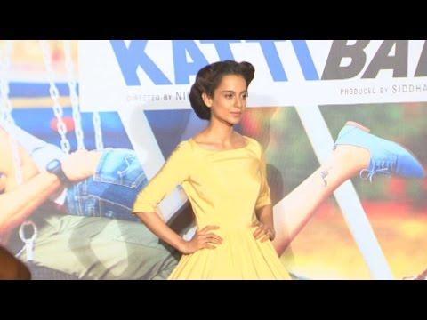 Kangana Ranaut Shoots MMS For Katti Batti!