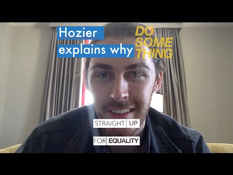 Hozier say yes