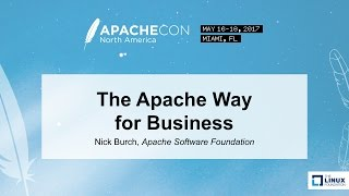 State of the Feather - Ross Gardler, President, Apache Software Foundation
