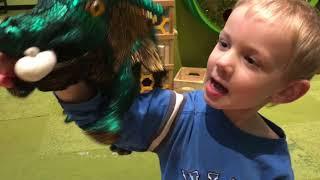 Kidsquest Children's Museum | James Thor & Audrey Play | Jan 18, 2018