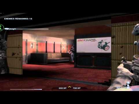 Tom Clancy\'s Rainbow six: vegas 2 relembrando velhos tempos