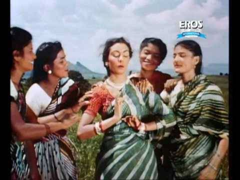 Aaj Mere Mann Mein Sakhi Song - Aan video