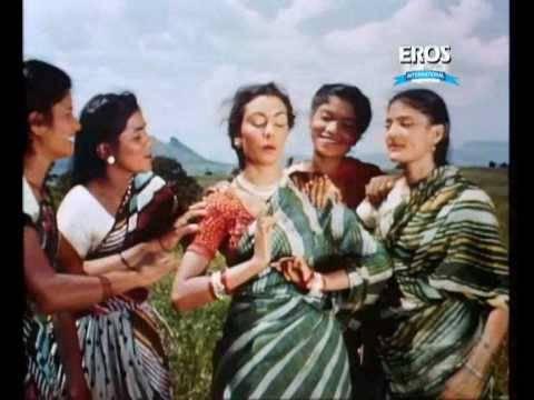 Aaj Mere Mann Mein Sakhi  Song  Aan  Dilip Kumar & Nadira