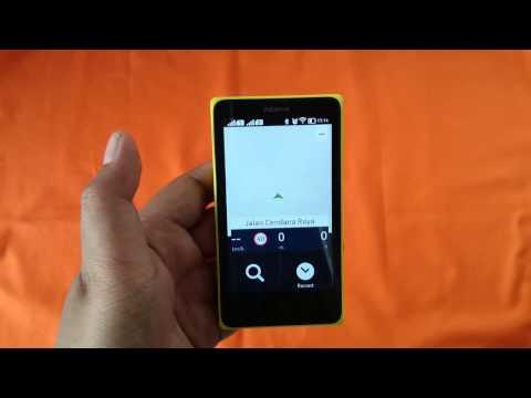 Review Nokia X (Indonesia)