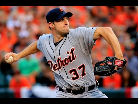 Max Scherzer Agrees to a 7 Year Deal with the Nationals