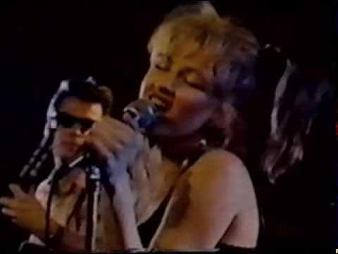 Blue Angel & Cyndi Lauper - I Had A Love video