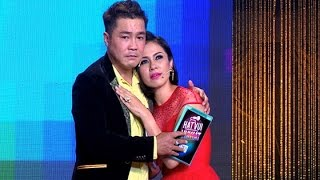Việt Trinh bật mí nụ hôn đầu đời đầy mùi 'mắm tôm' với Lý Hùng