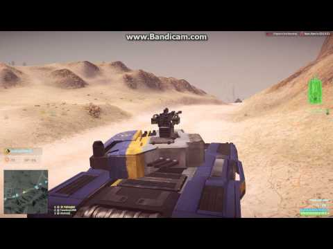 Planetside 2 huge race