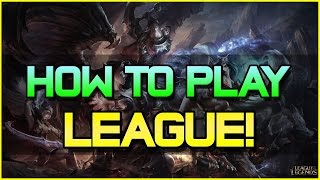 ✔ HOW TO PLAY - Challenger Player explaining Mechanics & Key Bindings | League of Legends | Season 4