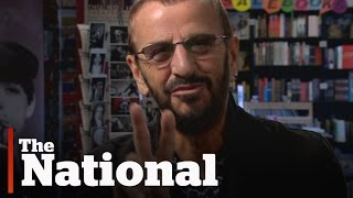 Ringo Starr Interview with Peter Mansbridge