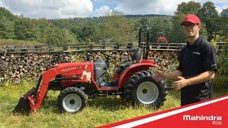 Mahindra USA Tractors Live