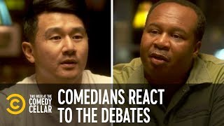 "Roy Wood Jr. and Ronny Chieng on Cory Booker's ""Kool-Aid"" Put-Down - This Week at the Comedy Cellar"