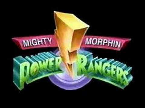Mighty Morphin Power Rangers Theme Tune Remix