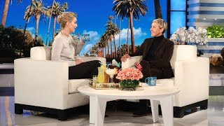 Jennifer Lawrence On Her 39 Liberating 39 Nude Scene