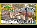 Holiday Park Dino Splash Update März 2020 | Neuheit 2020