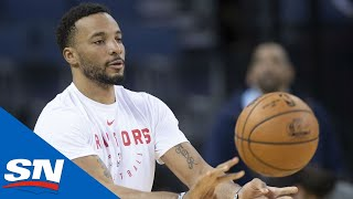 Toronto Raptors G Norman Powell Discusses His Potential Starting Role, Kawhi And More | Good Show
