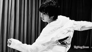 Daichi Miura with Rolling Stone Japan vol.02