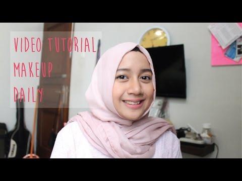 Tutorial makeup natural sehari hari thumbnail