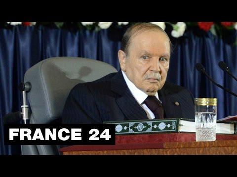 Abdelaziz Bouteflika :