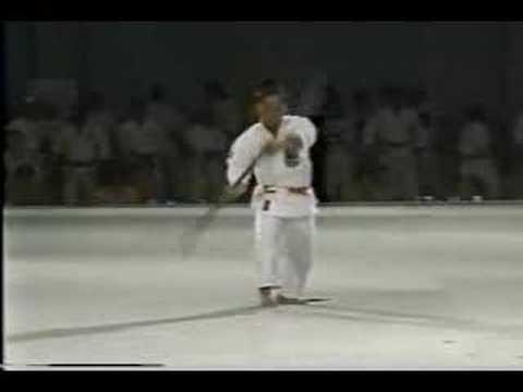 WORLD OKINAWA KARATE DEMO 1990 *PART 3*