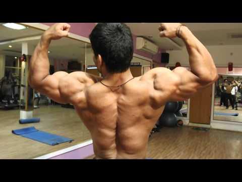 Mr India Jr Trails Bodybuilding Body Granite Hydrabad