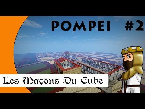 Pompei #2 Le Forum et le Temple d'Apollon !