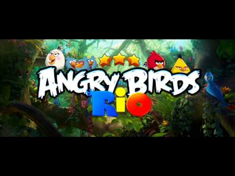 Angry Birds Rio 2 Theme Performed By Barbatuques video