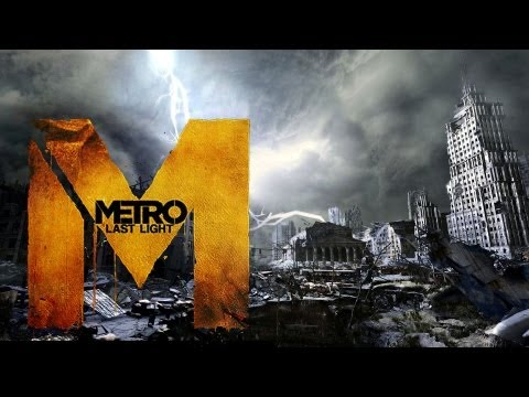 Metro Last Light: Venice walkthrough with strip club