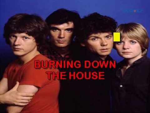 Talking Heads, The   Burning Down The House