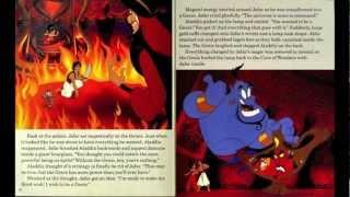 Aladdin Read Along - Book and Cassette (Repost)