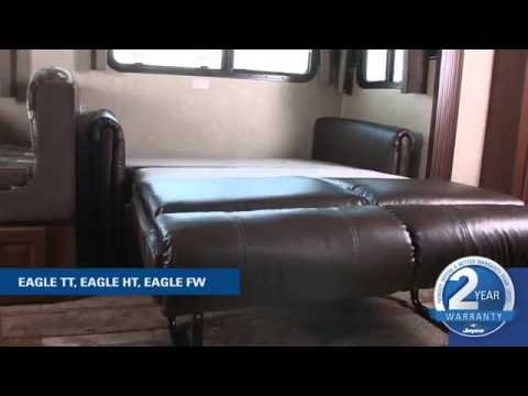 2014 Eagle Product Enhancement Video | Manteca Trailer | RV Sales